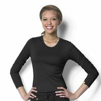 Top by Wink Scrubs, Style: 2009-BLK